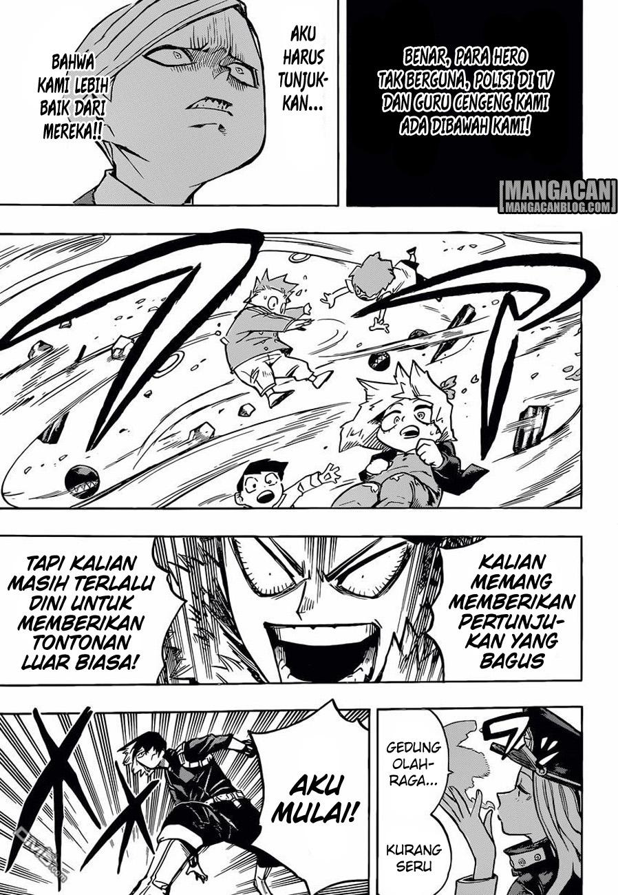 Boku no Hero Academia -indonesia