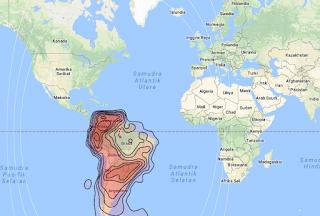 Satellite Beam Amazonas 3 61.0°W KU Band