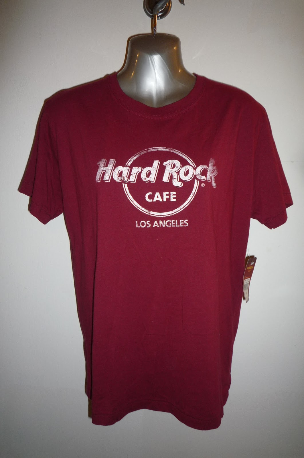 busybeeroom welcomes you hard rock cafe los angeles t shirt. Black Bedroom Furniture Sets. Home Design Ideas