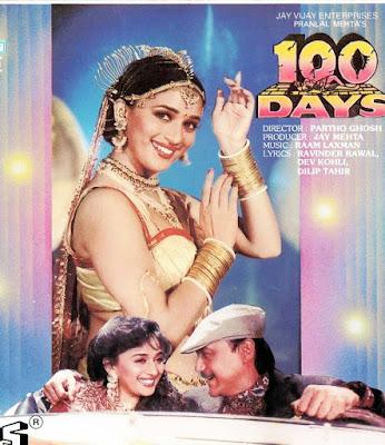 100 Days 1991 Hindi 480p WEBRip 400MB