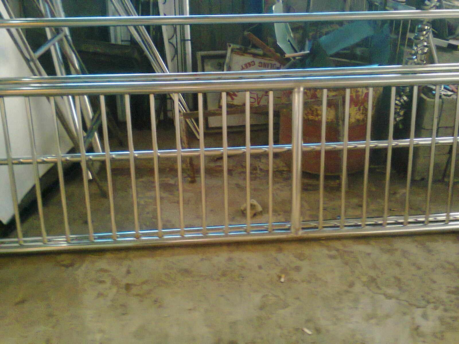 kanopi baja ringan subang abadi jaya steel: daftar harga teralis pintu ...