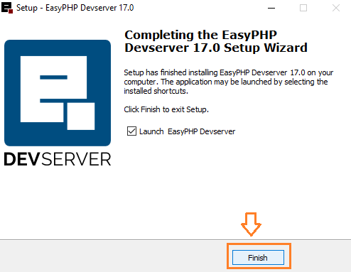 How To Install EasyPHP Devserver On Windows 10 | Show Databases On phpMyAdmin  7