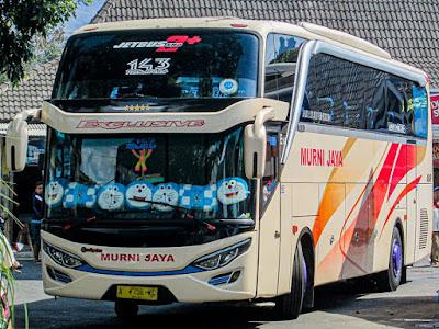Foto Bus Murni Jaya E143