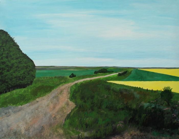 Современные художники Британии. Robert Harris 15