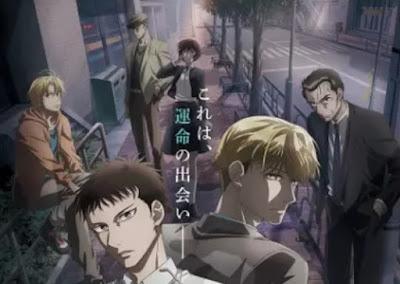 Sankaku Mado no Sotogawa wa Yoru Todos os Episódios Online