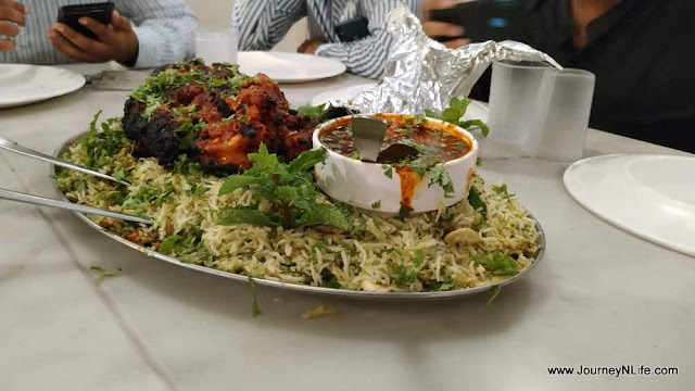 Raan Kabsa At Bhiwandi Darbar Restaurant Pune