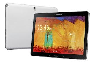 Spesifikasi Samsung Galaxy Note 10.1 SM-P601