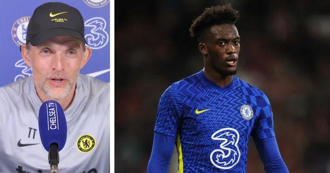 Tuchel opens up on Hudson-Odoi's Chelsea future and England U21s snub