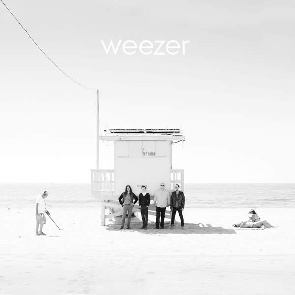 Weezer - Weezer (White Album) [Deluxe Edition] Cover