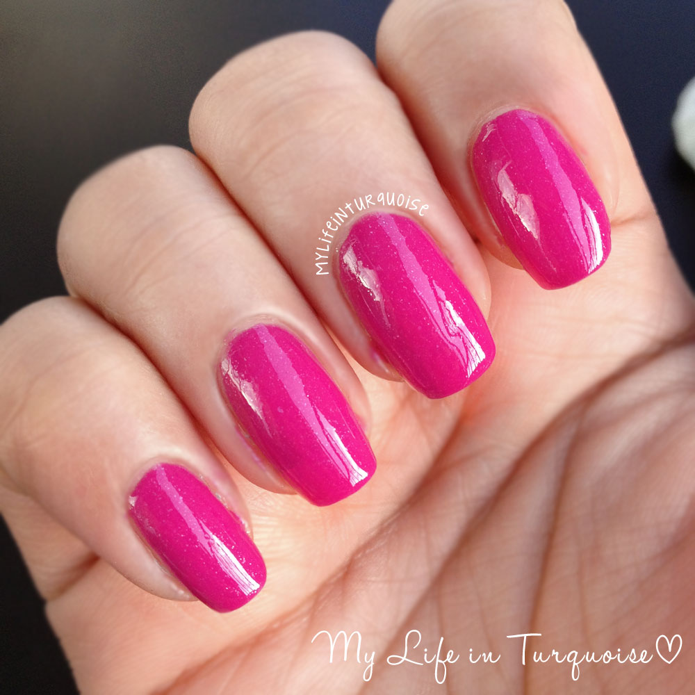 My Life In Turquoise Nail Polish Review Essie Summer 2013 Collection