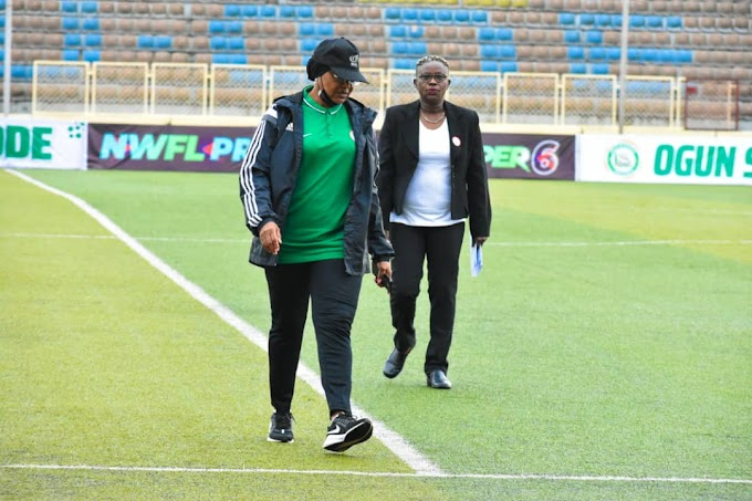 Bukola Olopade Congratulates Pinnick, Falode On NWFL Super Six Success