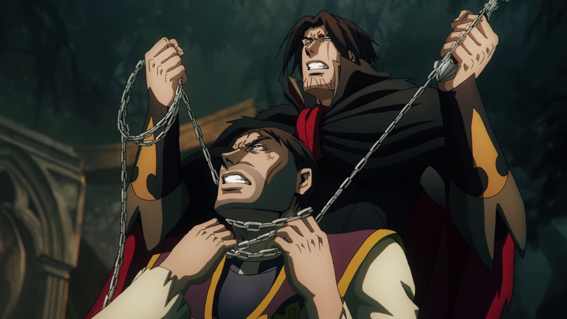Castlevania (2021) Temporada 4 1080p WEB-DL Latino