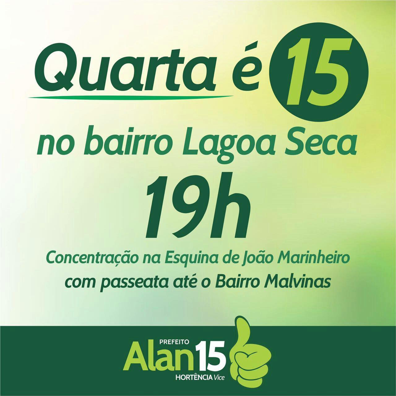 Blog do Josemário  Alan e Hortência realizam grande passeata nesta ... 6b9433be7a1f8