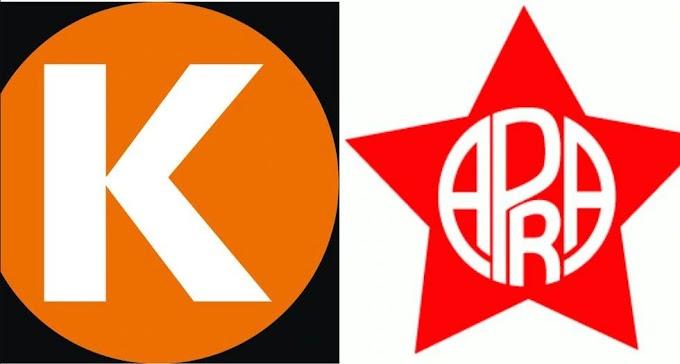 Fuerza Popular y el Apra lideran el antivoto con 40% y 18% de rechazo