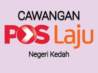 Cawangan Pos Laju Negeri Kedah