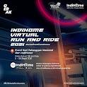 IndiHome Virtual Run and Ride • 2021