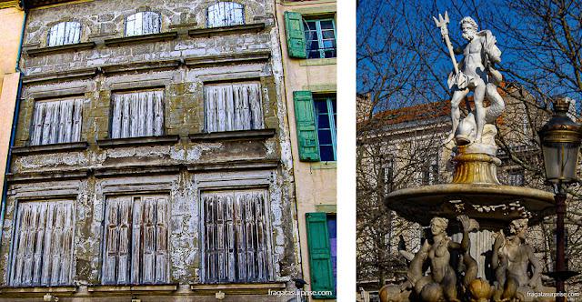 Bastide de Carcassonne, Place Carnot