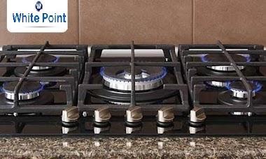 طرق تنظيف بوتاجاز وايت بوينت 5 شعلة