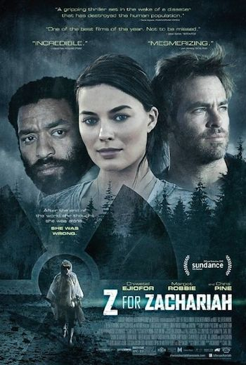 Z for Zachariah (2015) Full Movie