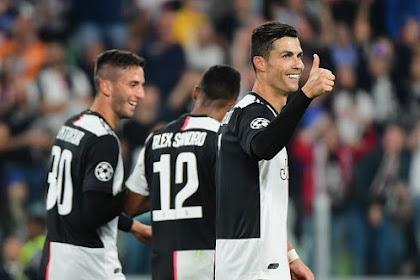 Kali Ini Cristiano Ronaldo Bikin Rekor di Liga Champions 2019/2020