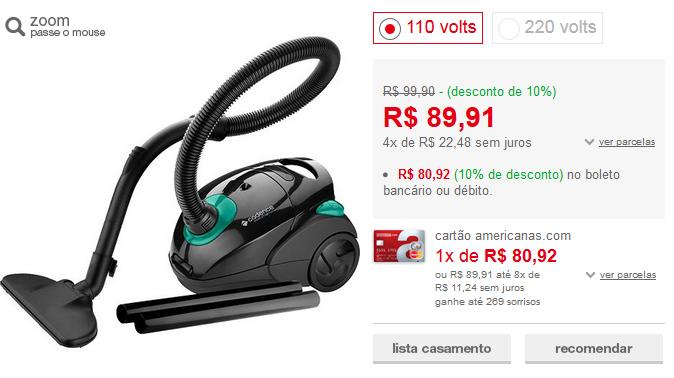 www.americanas.com.br/produto/114142031/aspirador-de-po-cadence-mantix-1000-800w-para-solidos-1-litro-preto-verde?opn=AFLACOM&franq=AFL-03-171644&loja=02