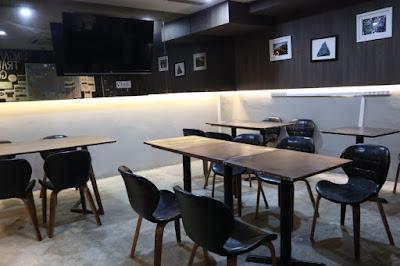 Restaurant Central 65 Hostel Singapura
