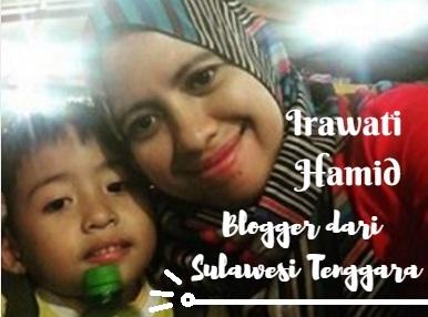 Irawati Hamid Blogger dari Sulawesi Tenggara