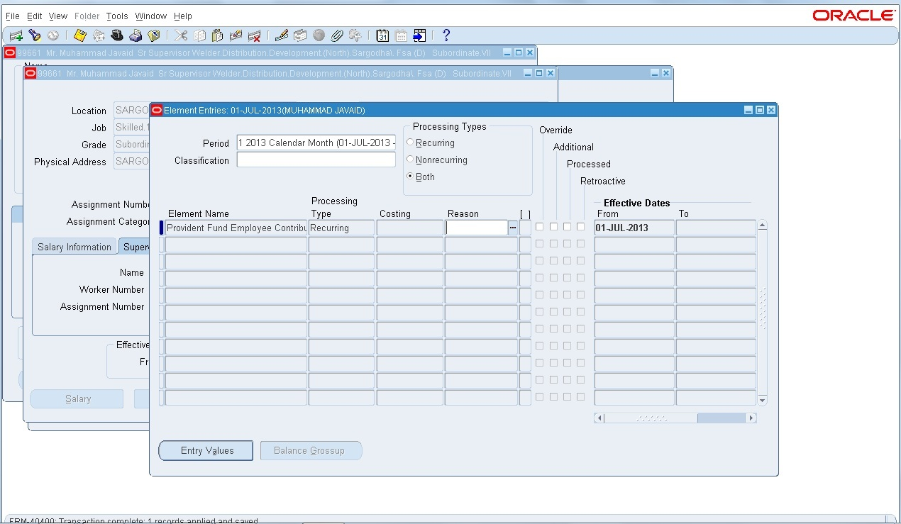 Date Calendar Add And Subtract Date Calculator Add To Or Subtract From A Date Balances In Oracle Hrms Payroll