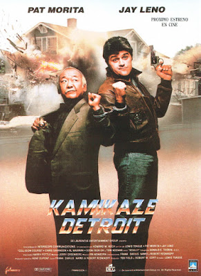Kamikaze Detroit, Pat Morita, Jay Leno, Lewis Teague