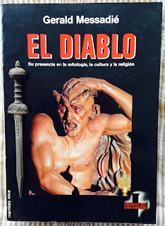 Portada del libro El diablo, de Gerald Messadié