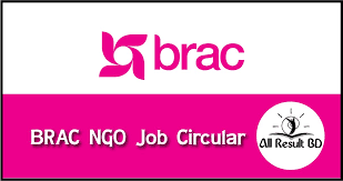 BRAC NGO JOB OPPORTUNITY 2020