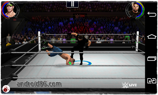 Wwe 2k Mod Apk v1.1.8117 + Data Latest Version