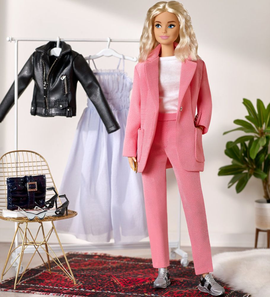 Кукла Spring Barbie Style Fashion Doll Series 2021