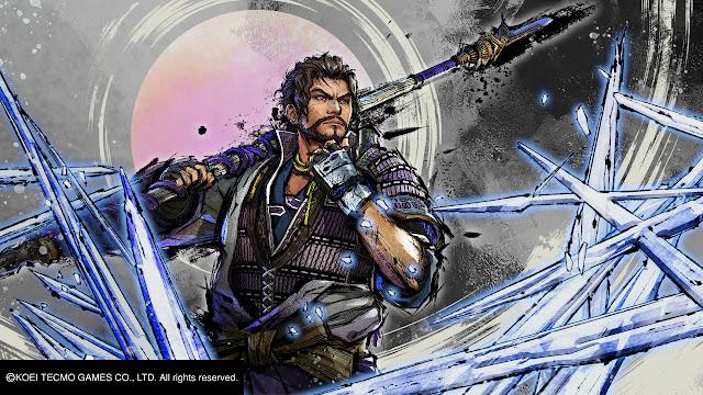 Katsuie Shibata Samurai Warrior 5 Nitendo Switch