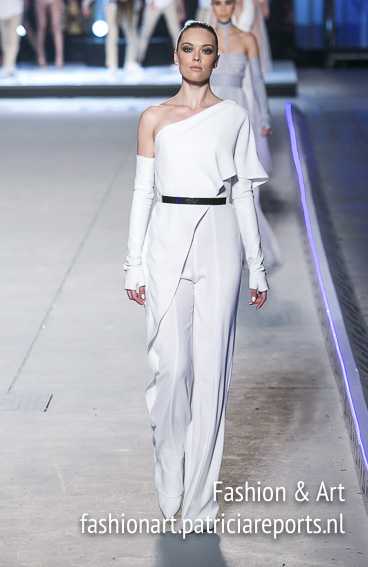 Yvonne Bosnjak Madwalk 2018 - White