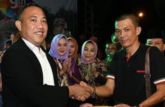 Nomer Urut 4 Umar Ahmad Masuk Nominasi Sebagai Calon Penerima Anugerah Kebudayaan PWI Pusat