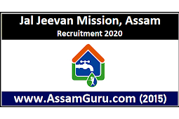 Jal Jeevan Mission, Assam Recruitment 2020 | 2 State Project Specialist Posts