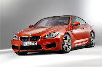 2013 all-new BMW M6 Coupé F12 original picture
