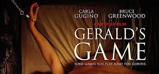 Gerald's Game Netflix Banner