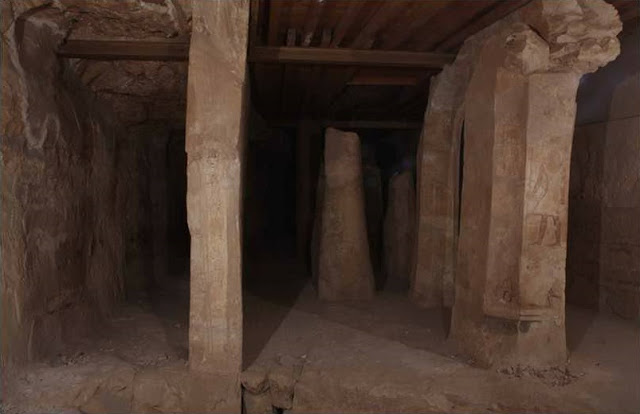 Al-Maala necropolis site in Upper Egypt documented