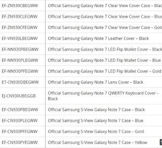 Av bilderna att döma kommer Samsung också släppa ett officiellt QWERTY skal  till mobilen. Vi misstänker att det liknar det som Samsung även lanserade  till ... 5843b66985992