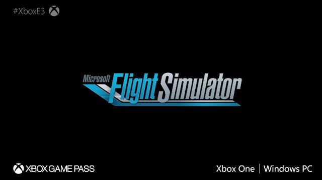 Microsoft Flight Simulator Xbox Game Pass Windows PC E3 2019
