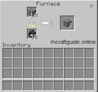 how to make stone in minecraft