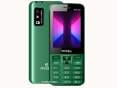 Mycell MTL301 Flash File 6531E Official Firmware