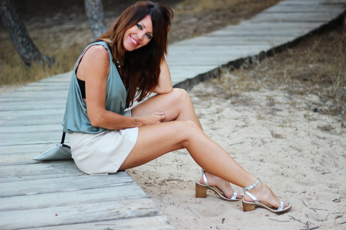 fashion blogger - Calzados Sandra - Zara - Guardamar - Pinada Guardamar
