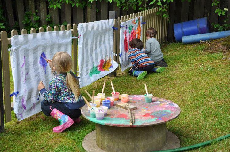 Outdoor Classroom Ideas Year 1 ~ Learning and exploring through play creative area ideas