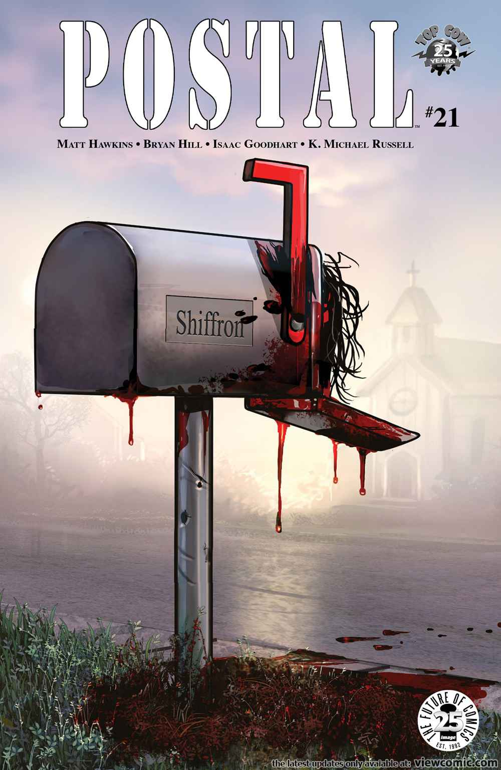 Postal 021 (2017)  | Vietcomic.net reading comics online for free