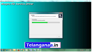 Morpho RD Service Device Drivers