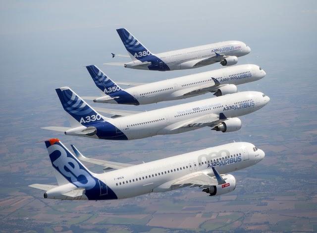 Airbus to slash 15,000 jobs as it deals with coronavirus pandemic
