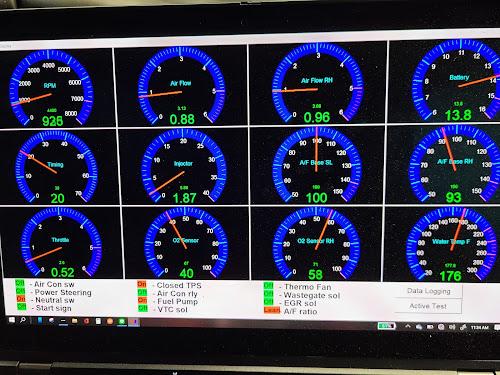 Nissan Consult diagnostic tool alternative for Nissan Skyline